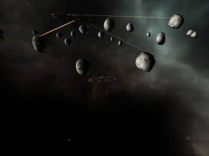 Old Styrofoam asteroids